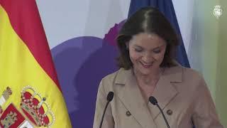 Presentación del Informe del Grupo de trabajo sobre el papel de la mujer en la internacionalización de la economía española