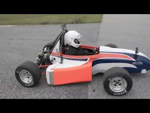 Auburn Formula 2016 Reveal