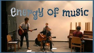 Video Energy of music - Driving towards the daylight (cover)