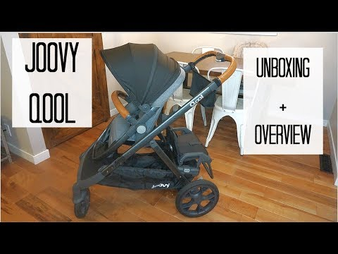 Joovy Qool Stroller Unboxing | Assembly | Initial Review