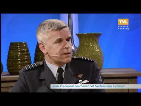 Limburg Vandaag 2 april: Kolonel Abma over kazerne Vredepeel