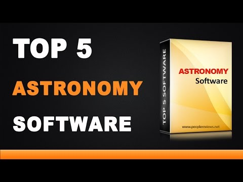 Best Astronomy Software - Top 5 List