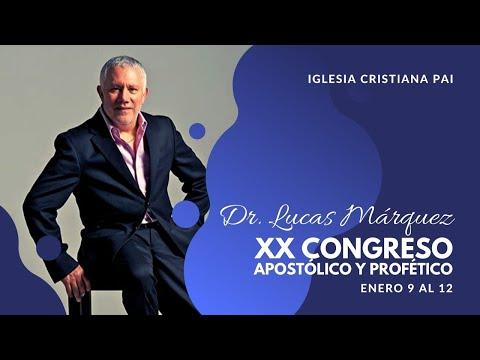XX CONGRESO APOSTÓLICO Y PROFÉTICO PAI