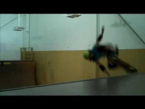 Gaby Ponce's Kickflip Indy