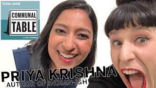 Priya Krishna Talks About Cookbook Writing, Working with Mom, and Defying Categorization