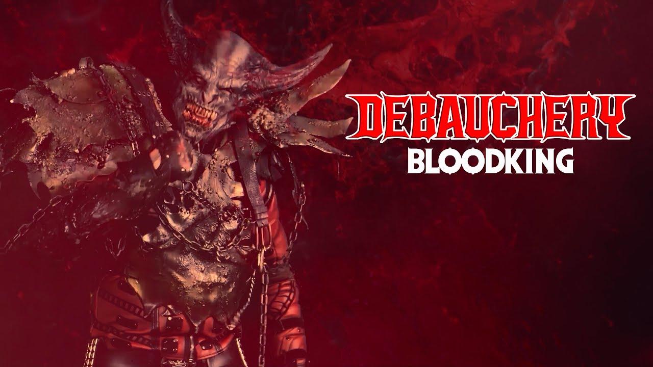 DEBAUCHERY - Bloodking
