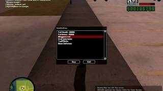 GTA SA:MP - CoD5;Ressurection - FRAPS DIRECT SOURCE