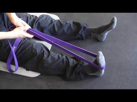Co zrobić z skurcz mięśni udowych