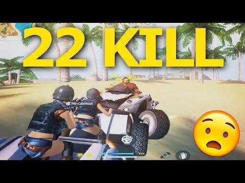 FIZ 22 KILL COM O PIOR MOTORISTA NA CORRIDA MORTAL - FREE FIRE BATTLEGROUNDS ft. Chin