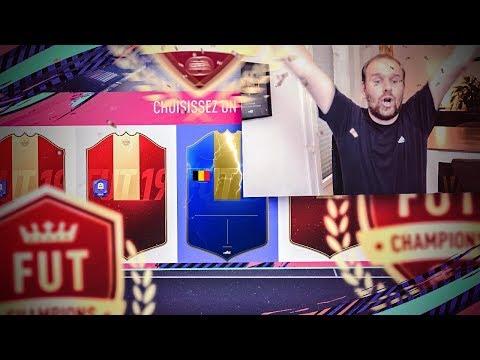 FIFA 19 - MON MEILLEUR PACK OPENING DE L'ANNEE