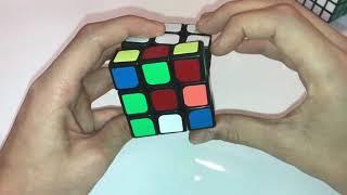 Как собрать Кубик Рубика 3х3  1 часть   КРЕСТ