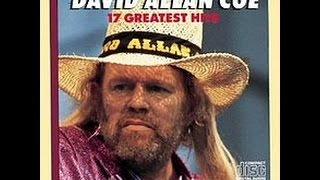 Pledging My Love by David Allan Coe from his CD 17 Greatest Hits