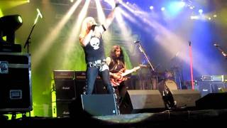 Twisted Sister - Long Live Rock n Roll (Rainbow cover) @ Norway Rock Festival 2010