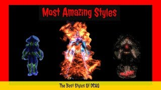 DCUO Most Amazing Styles (Part16)