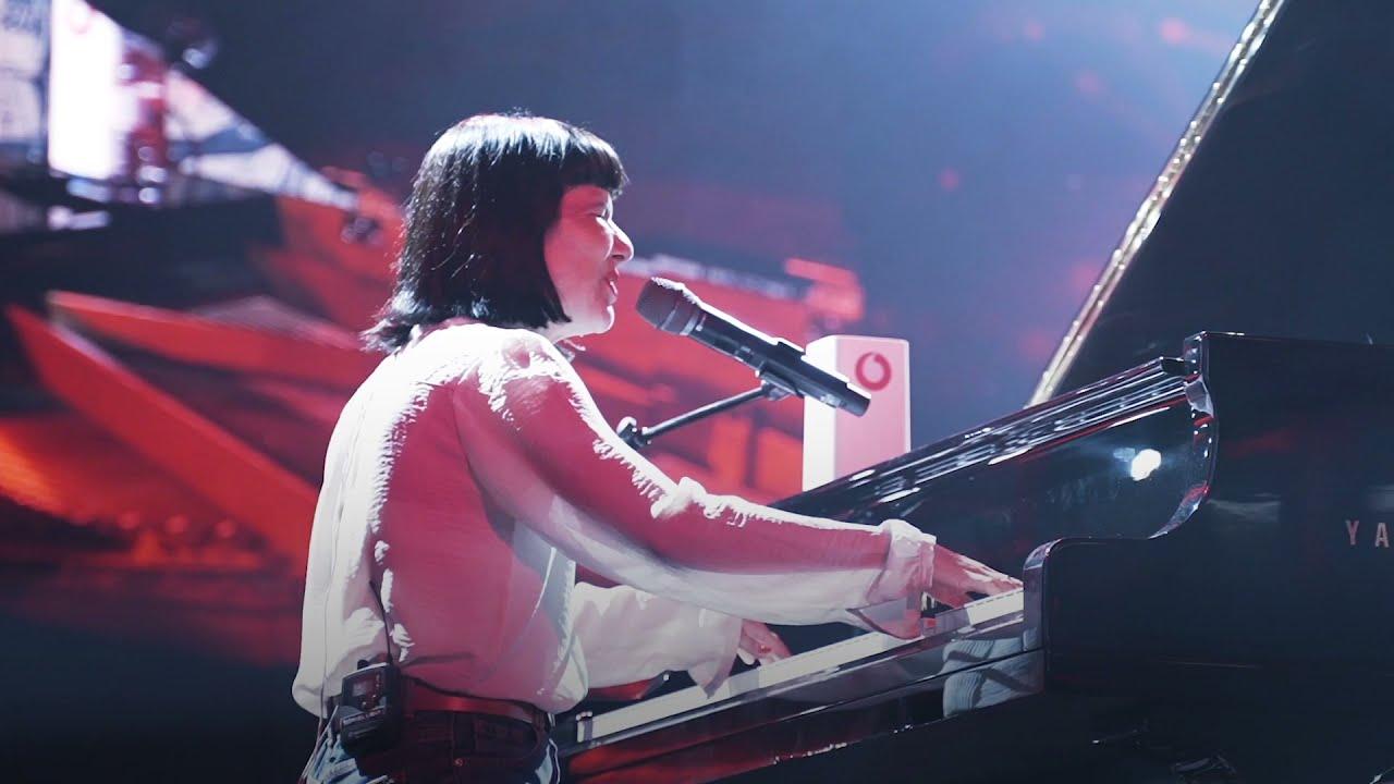 5G da Vodafone suporta atuação inédita nos prémios PLAY, com dueto ao piano em direto e à distância