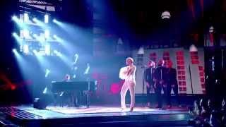 Charles Hamilton & Rita Ora   NY Raining Live @ The Voice UK
