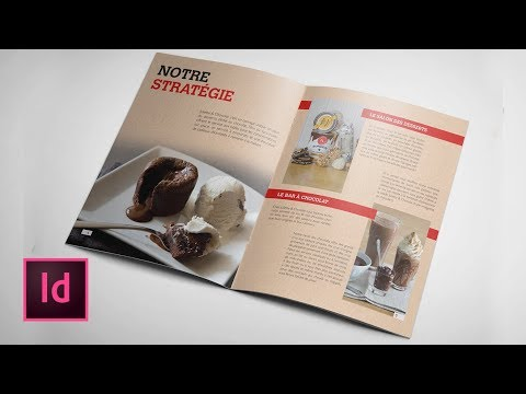 How to Layout Books | Cover Page Design – Adobe Indesign Tutorial