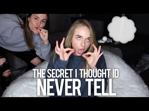 THE SECRET I THOUGHT I'D NEVER TELL