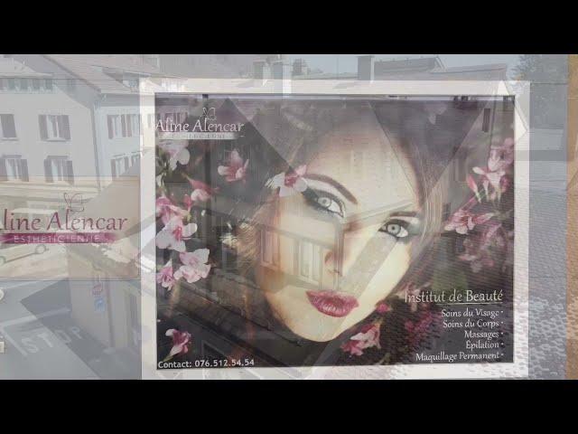 Youtube - Aline Alencar Esthétique