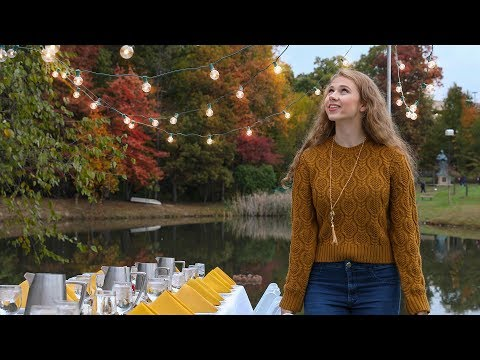 The Perfect Setting: Mason Holiday 2017