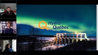 Panel Discussion with Jonathan Nicolle and Jean-François Morissette from Hydro Quebec