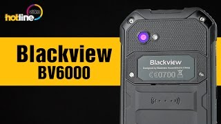 Смартфон Blackview BV6000 (Green) от компании Cthp - видео 1