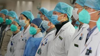 The Point: How are infected medical staff doing?