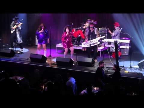 Disco Unlimited Live - Highline Ballroom - New Year's Day 2012