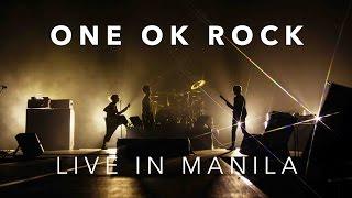 ONE OK ROCK LIVE IN MANILA