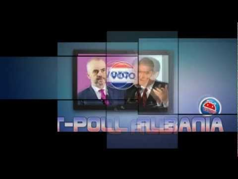 Video of Exit-Poll Albania