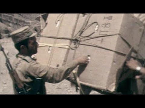 На афгано-пакистанской границе 8.08.1983