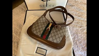 Gucci Jackie 1961 Bag UNBOXING