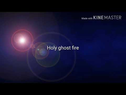 Holy Ghost Fire lyrics- Todd Dulaney