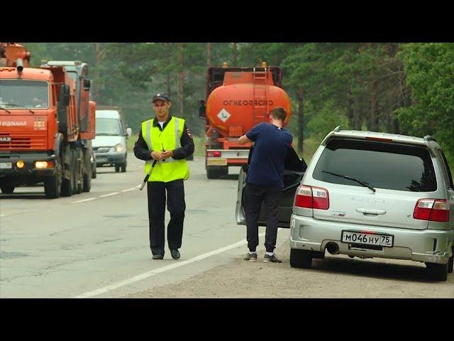 ГИБДД проверила водителей на пьянство