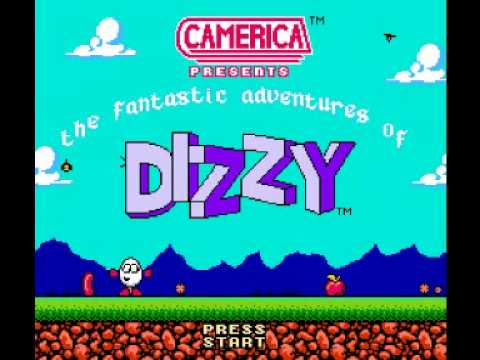 Fantastic Adventures of Dizzy, The (NES) Music - Stage Theme 03 The Forest 03 & Dizzy's House