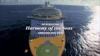 AT Cruise. Обзор лайнера Harmony Of The Seas 2016 5٭