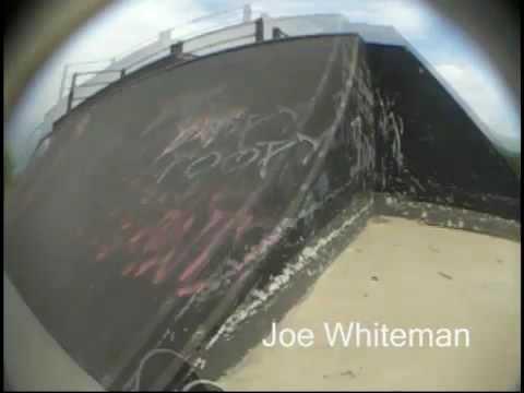 Joe Whiteman - Hornell Skatepark -