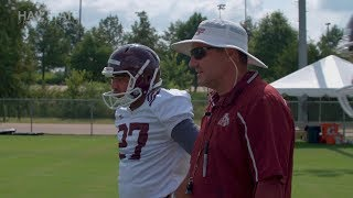 Wired for Sound: Head Coach Dan Mullen