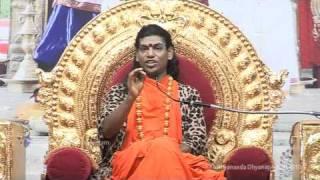 Straight technique to awaken the kundalini: Nithyananda's morning message 2010SEP19