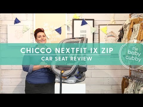 Nextfit IX Zip Convertible Car Seat Review