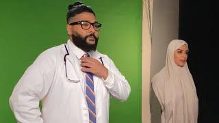 Sasy mankan doctor music video (Behind The Scenes)