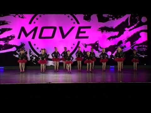 "2015 MOVE Dance - ""Crazy Little Thing Called Love"" Tap (Dance Studio 84)"