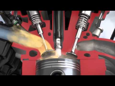 Der Bestand und die Eigenschaften des Benzins