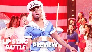 Taye Diggs Slays 'Candyman' in Front of Christina Aguilera | Lip Sync Battle Preview