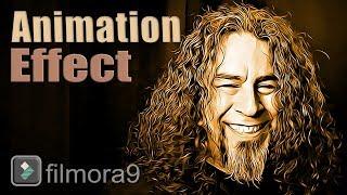 Filmora Animation Effect | Filmora9 Tutorial