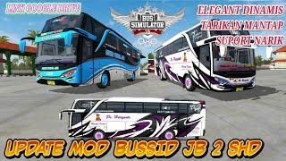 Livery Mod Jetbus 2 Shd Bussid म फ त ऑनल इन