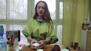 Мастер-класс: завариваем чай пуэр
