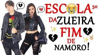 ESCOLA DA ZUEIRA 50 FIM DE NAMORO!