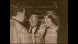 Părintele Ilie Imbrescu 1909 1949 музыка Гавриил Музыческу   автор клипа Зоя Боур-Москаленко