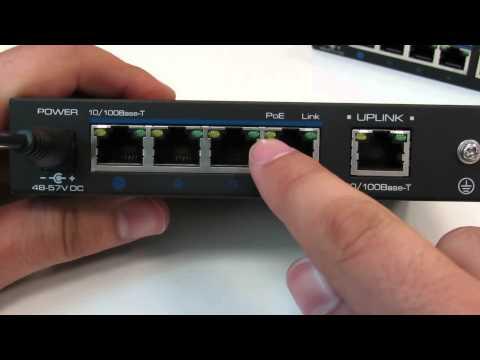Switch di rete PoE+
